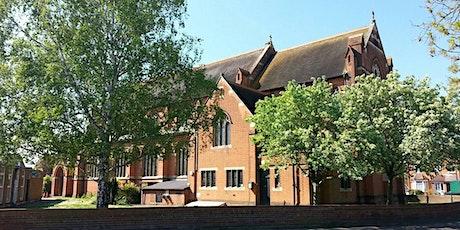 St Hilda's Church - Sunday Eucharist (27th September 2020) tickets