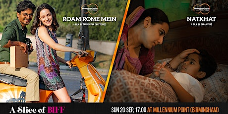 Double Bill: Natkhat & Roam Rome Mein at Millennium Point tickets