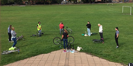 Women's Basic Bike Maintenance in the Park tickets
