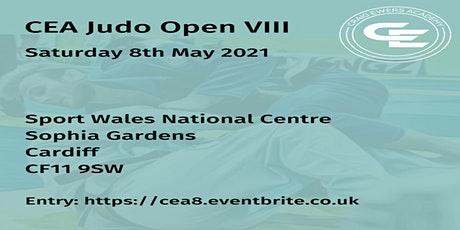 CEA Judo Open | VIII tickets