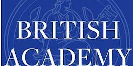 British Academy Small Grants Workshop tickets