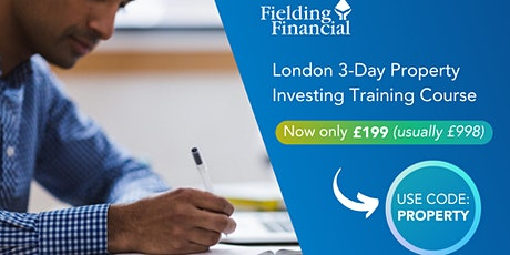 London 3-Day Property Investing Training tickets