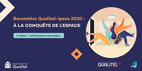 Baromètre Qualitel-Ipsos 2020 - Retransmission en direct billets