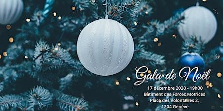 Gala de Noël billets