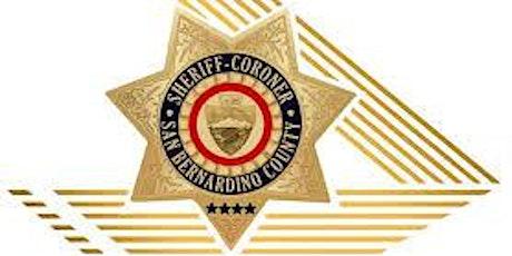 SB Sheriff's CCW Range Re-Qualification   11/22/2020 tickets