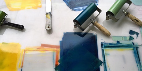 Monoprint Taster Session tickets