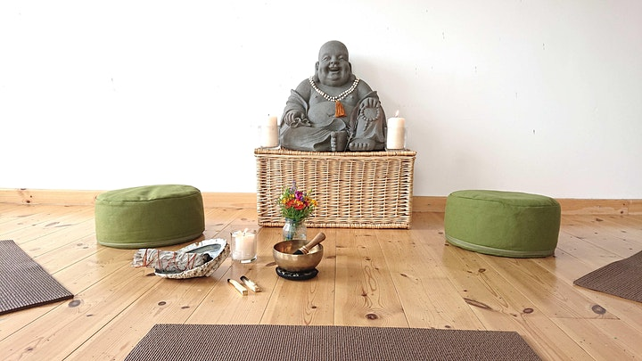 Yoga im Atelier: Bild