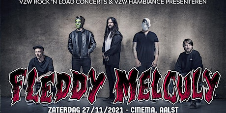 FLEDDY MELCULY // Cinema,Aalst tickets