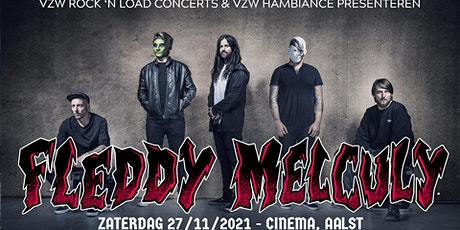 FLEDDY MELCULY // Cinema,Aalst billets