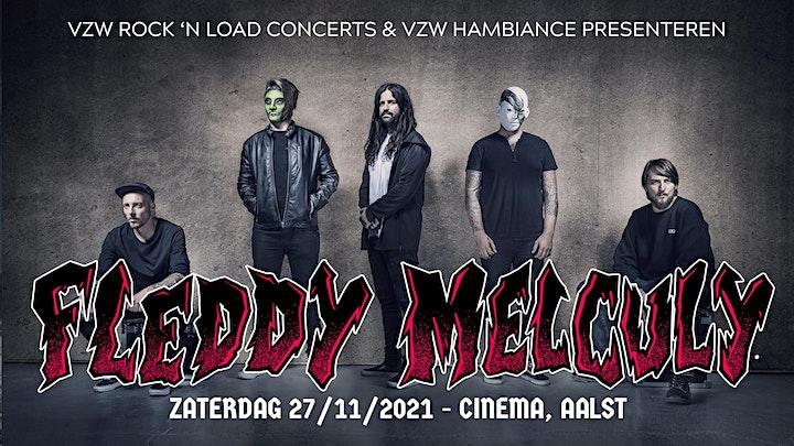 FLEDDY MELCULY // Cinema,Aalst image