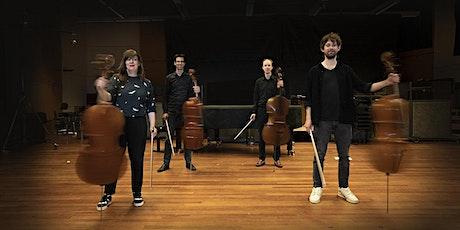 Lunchconcert Hilversum: Metropole Orkest Cellos tickets