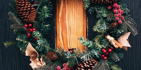 Leisure Learning: Christmas Door Wreath Workshop tickets