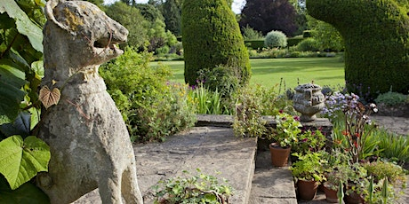 Timed entry to The Courts Garden (14 Sept - 20 Sept) tickets