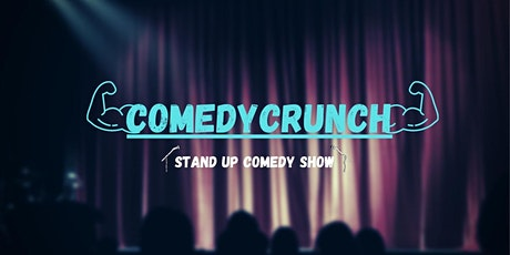 ComedyCrunch - Stand Up Comedy Show in Berlin Prenzlauer Berg Tickets