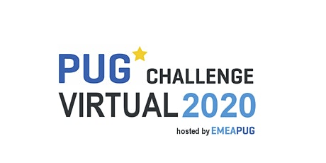 PUG Challenge Virtual 2020 tickets