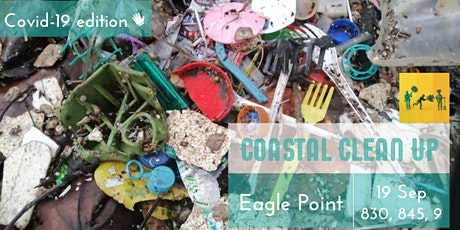 Coastal Cleanup: Eagle Point (Covid-19 edition) tickets