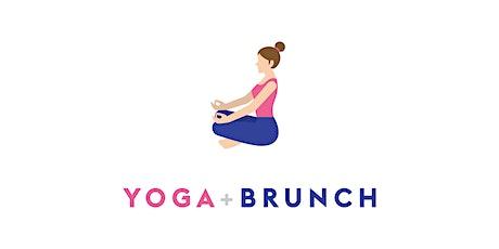 Yoga + Brunch: 25th October tickets