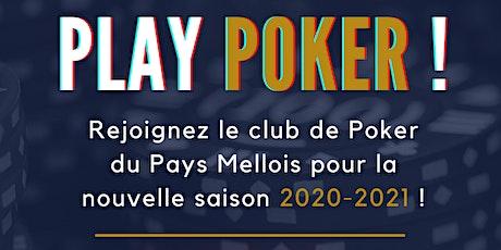 Championnat KingsPokerClub  2020 billets