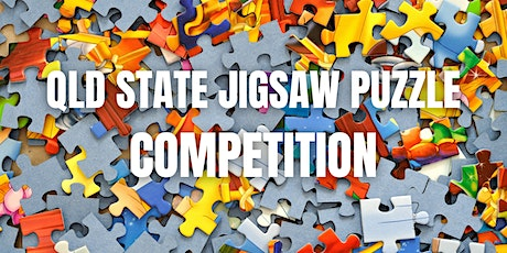 QLD State Jigsaw Puzzle Competition tickets