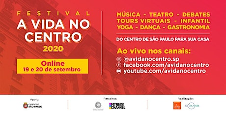 Festival A Vida no Centro – Tour Virtual do Centro + Cripta da Sé ingressos