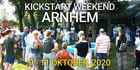 Kickstart weekend Arnhem tickets
