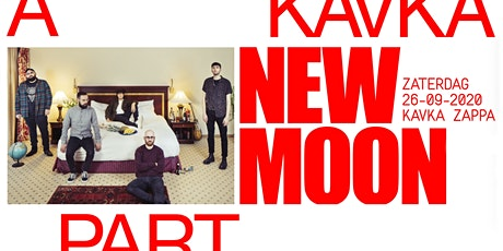 APART met Newmoon tickets
