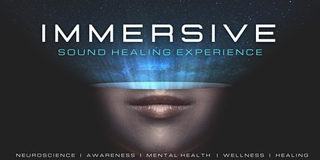 Immersive Sound Healing Experience tickets