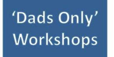 """ZOOM BWH Antenatal """"Dads Only"""" workshop 2 hours session for Dads to be tickets"""
