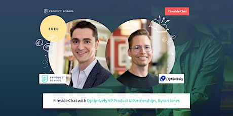 Fireside Chat with Optimizely VP Product & Partnerships tickets