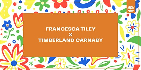Flower Power at Timberland Nature Pop Up in Carnaby tickets