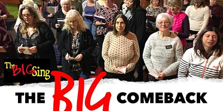 The BIG Sing Outside Rehearsals Kent 2 tickets