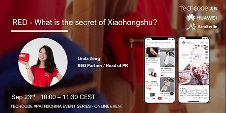 RED - What is the secret of Xiaohongshu? tickets