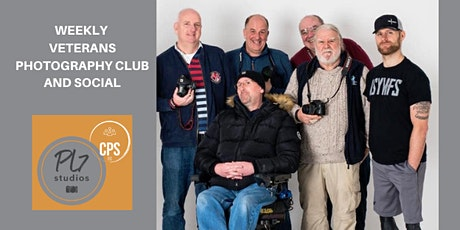 Day time Photography Club & Social for Veterans Plympton Devon tickets
