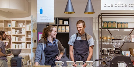 From Plant to Cup: Brew an Amazing Cup of Coffee Free Workshop Blue Bottle tickets