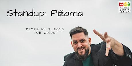 Standup: Boštjan Gorenc - Pižama tickets
