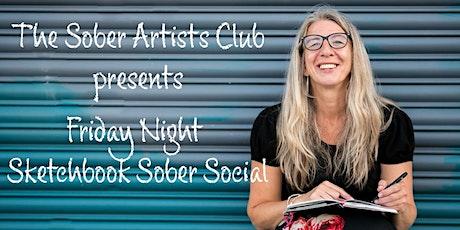 Friday Night  Sketchbook Sober Social tickets