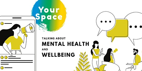 Talking about mental health and wellbeing tickets