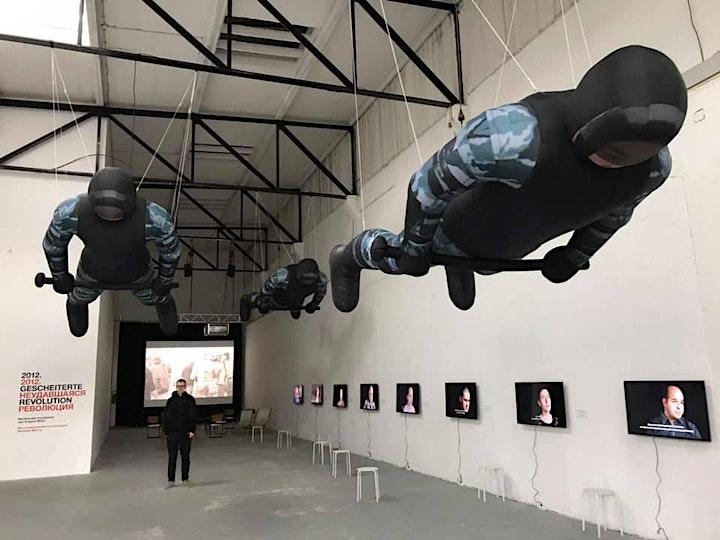 Ausstellungseröffnung: Gescheiterte Revolution: Bild