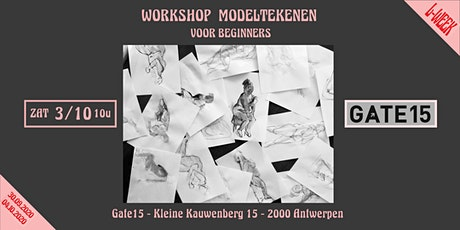Workshop Modeltekenen Voor Beginners tickets