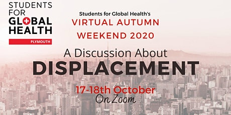 SfGH Autumn Weekend: A Discussion About Displacement tickets