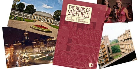 The Making of the Book of Sheffield:  Q&A with the editor Catherine Taylor tickets