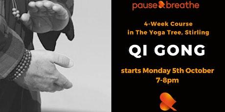 Qi Gong - 4-Week Block tickets