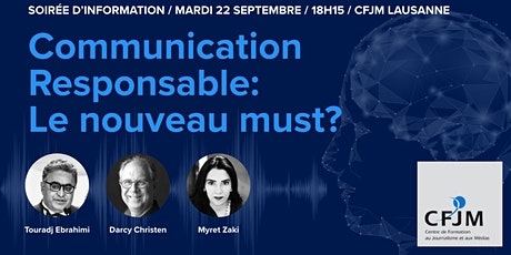 Communication responsable: le nouveau must? billets