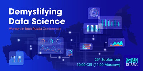 Demystifying Data Science WiT Conference 2020 tickets
