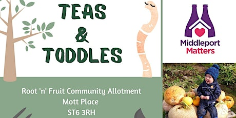 Teas & Toddles tickets