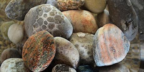 Michigan Rocks- Decorate a Rock Stash Box and learn about Michigan Rocks tickets