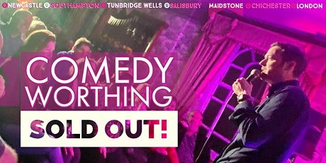 Super Funny Comedy Night - Worthing tickets