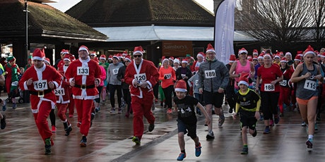 Cranleigh Santa Dash 2020 tickets
