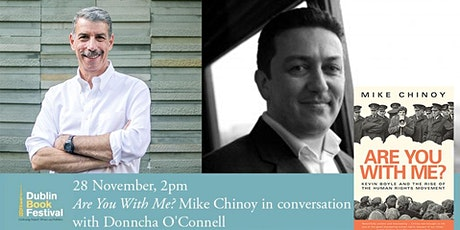 Are You With Me? Mike Chinoy in conversation with Donncha O'Connell tickets