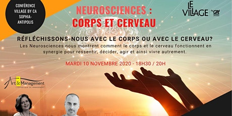 Neurosciences : Corps et Cerveau tickets